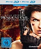 Resident Evil: The Final Chapter - Premium Edition  (+ Blu-ray)