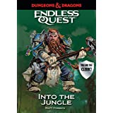 Dungeons & Dragons: Into the Jungle: An Endless Quest Book