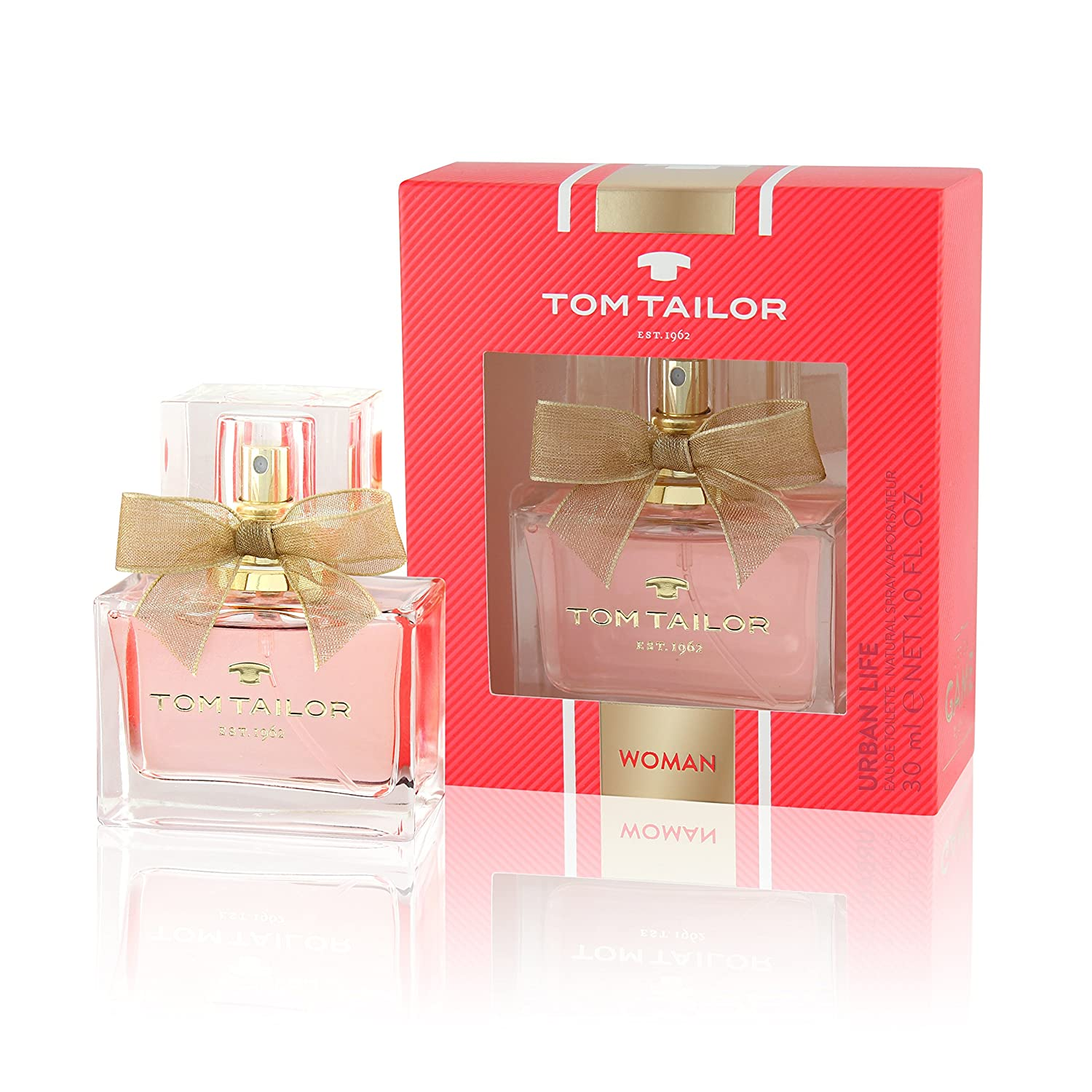 suchen niedrigster Rabatt große sorten TOM TAILOR Urban Life EDT for Woman 30 ml: Amazon.co.uk: Beauty