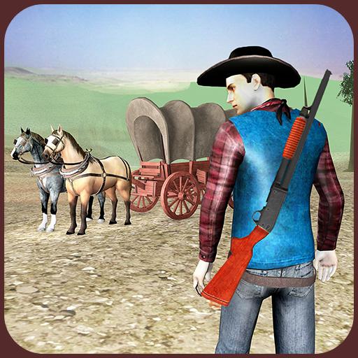 (Wild West Hunter- Western Cowboy Shooter and Redemption Mafia Gunfighter Games)
