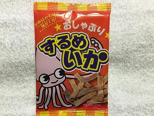 k.s Company oshaburi surumeika Chupete Dried Squid marisco ...