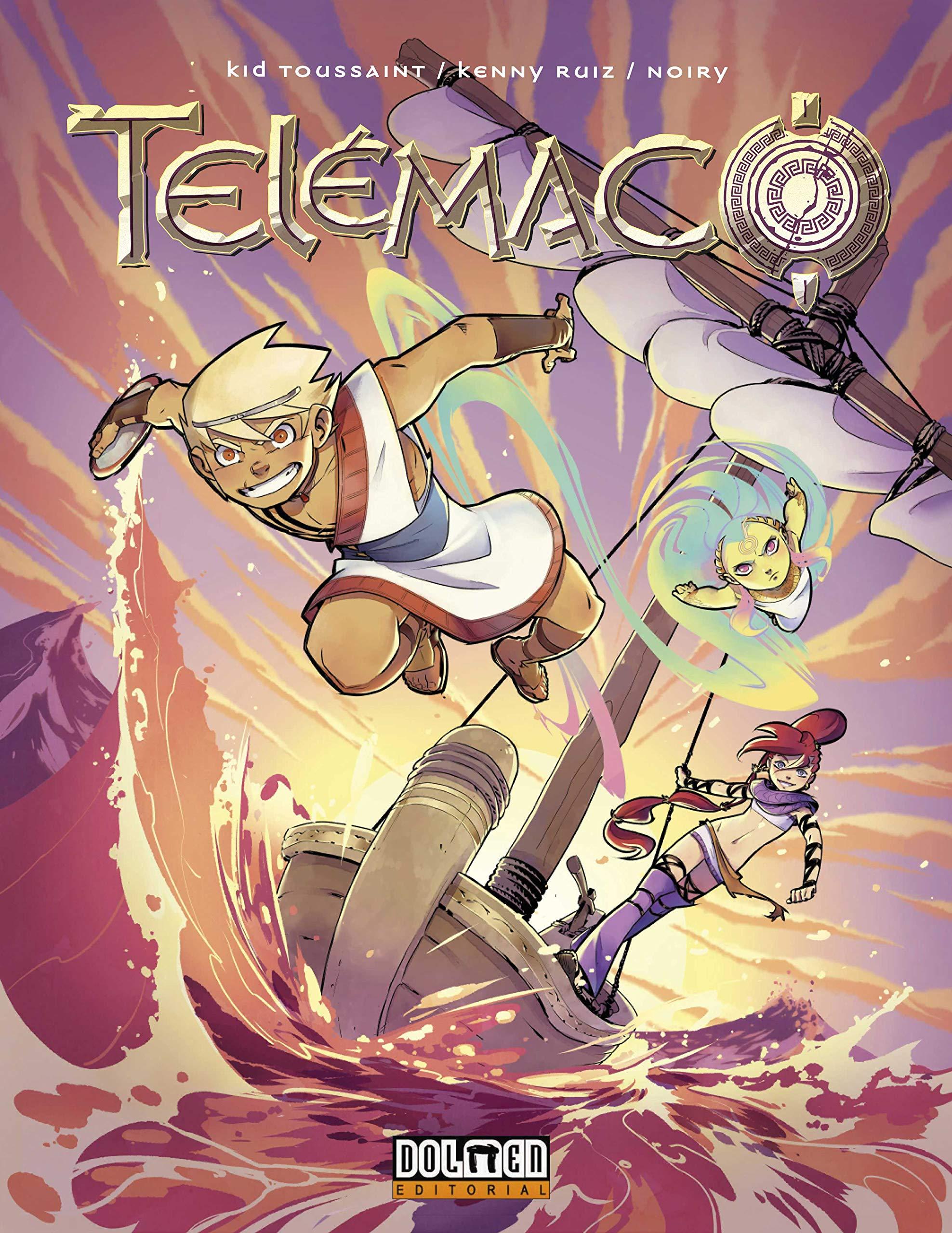 TELEMACO 01 EN BUSCA DE ULISES: 9788417389734: Amazon.com: Books