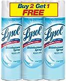 Lysol Disinfectant Spray Crisp Linen, 114oz (6X19oz)