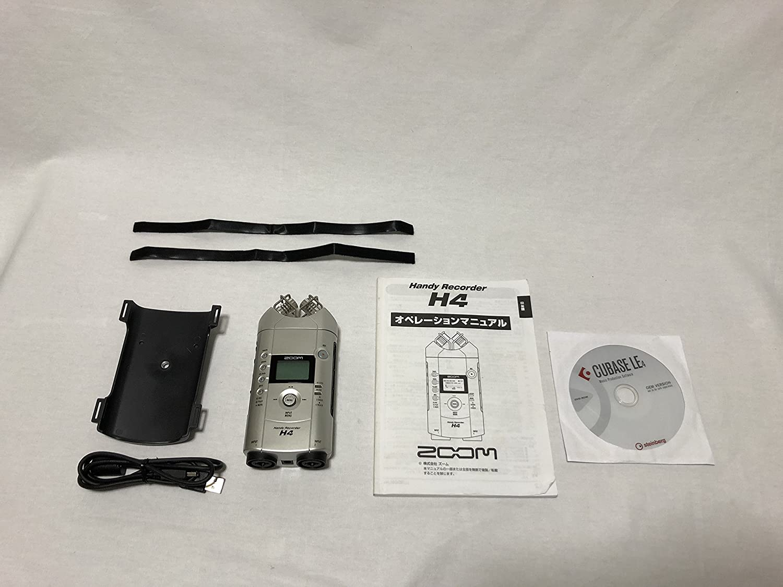 ZOOM Handy Recorder ハンディレコーダー H4 B000TAHKW2