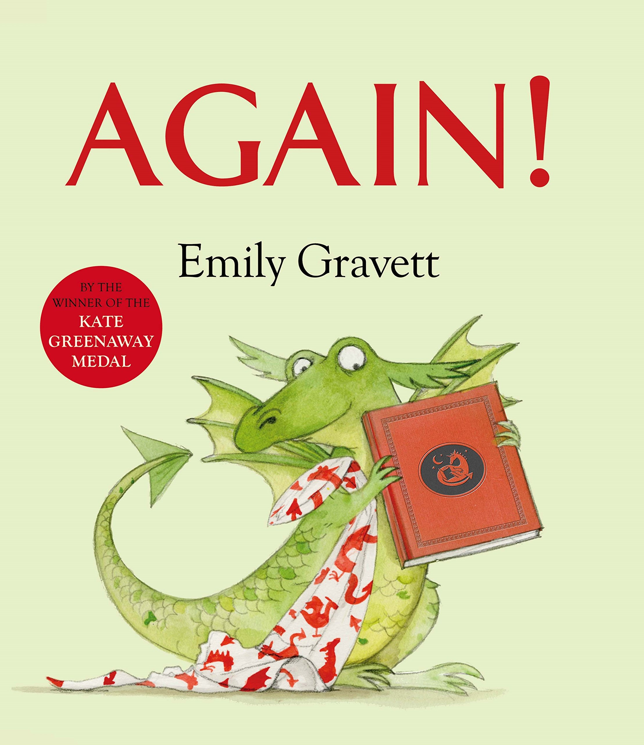 Again!: Amazon.co.uk: Emily Gravett: Books
