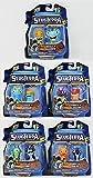 Slugterra Mini Figure Bundle (10 Slugs Total)
