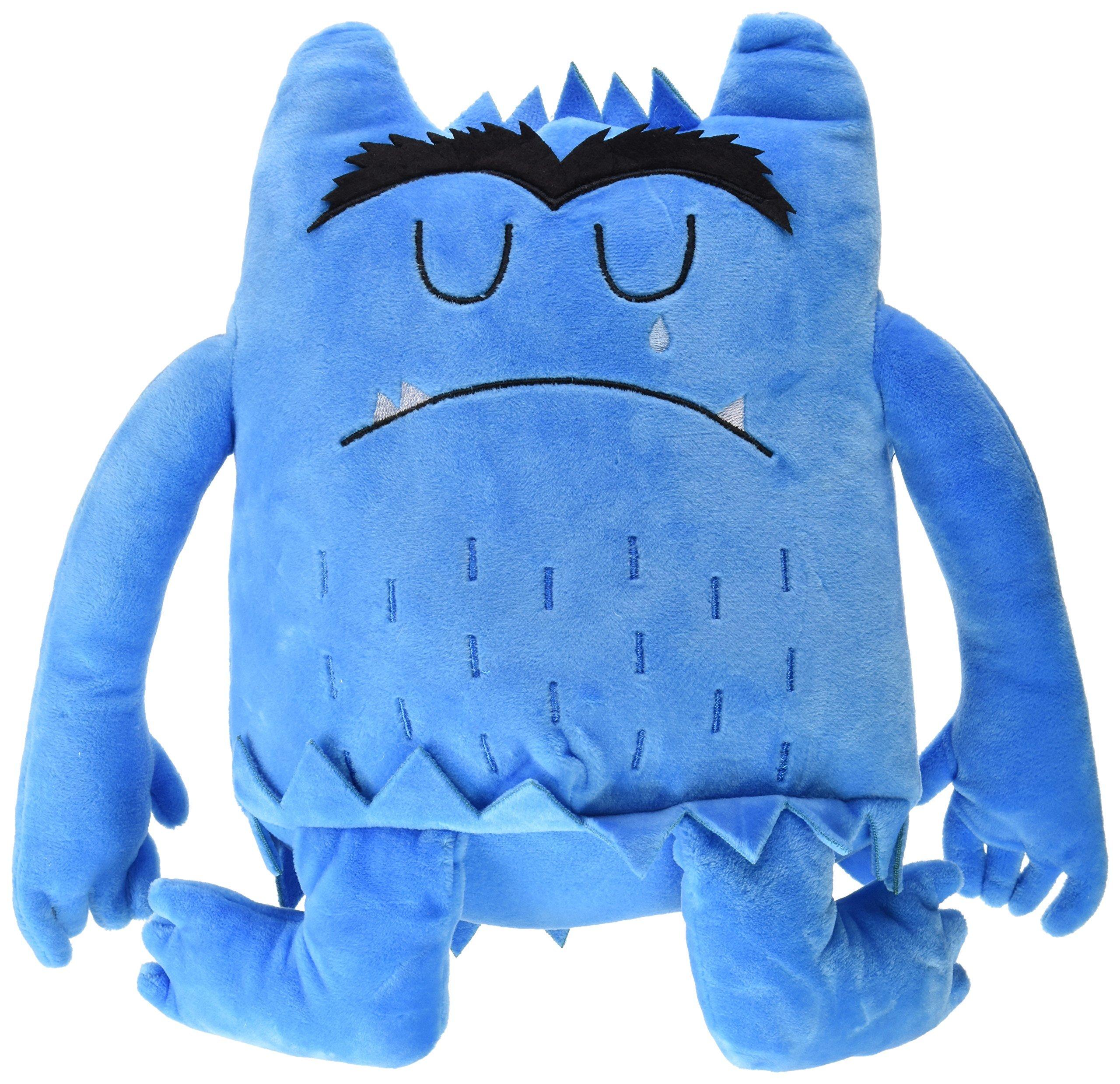 Monstruo De Colores Peluche Azul Tapa blanda – 2017 MADE S.L. B01HYFS7KS