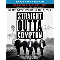 Straight Outta Compton on Blu-ray/DVD