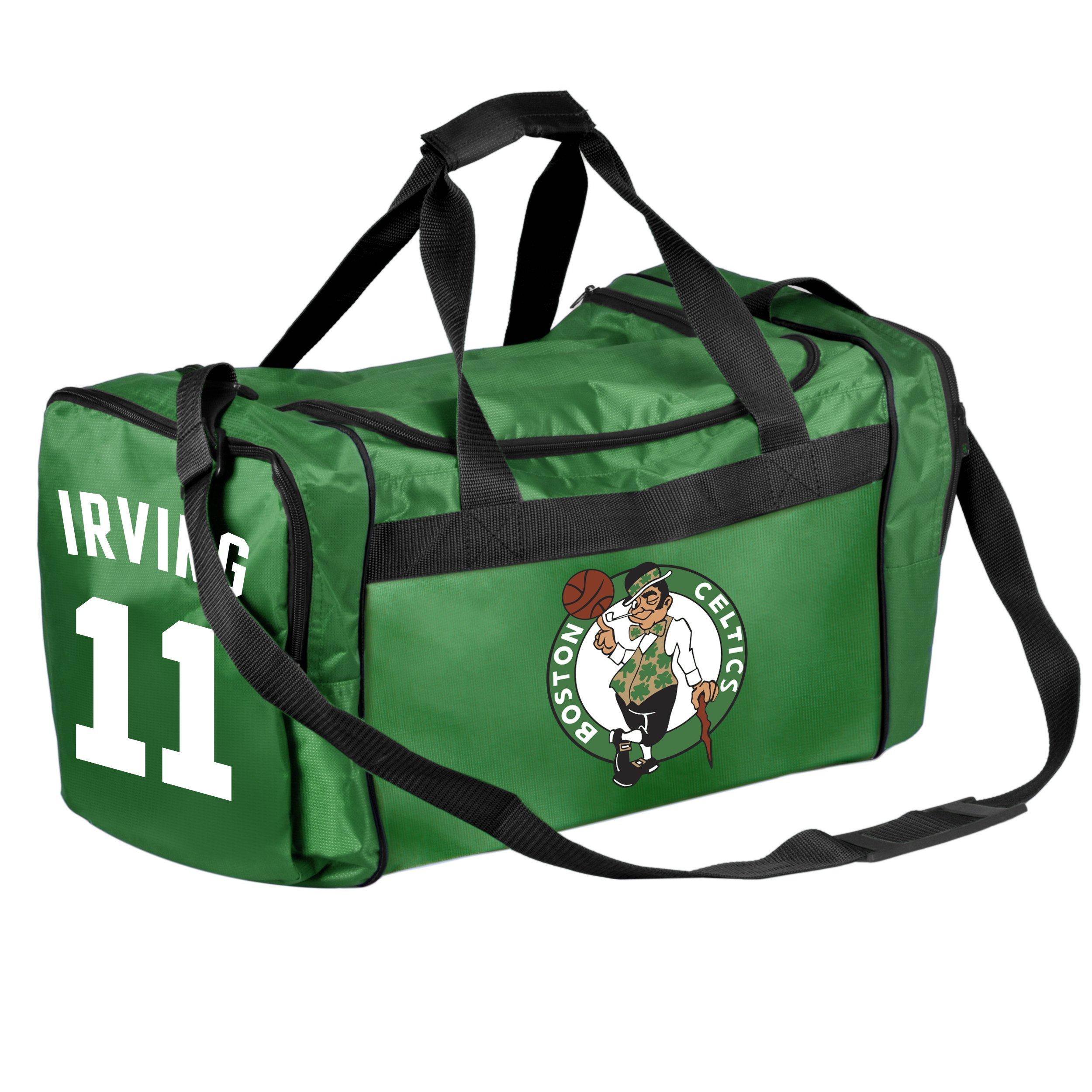 FOCO Boston Celtics Kyrie Irving #11 Core Duffel Bag