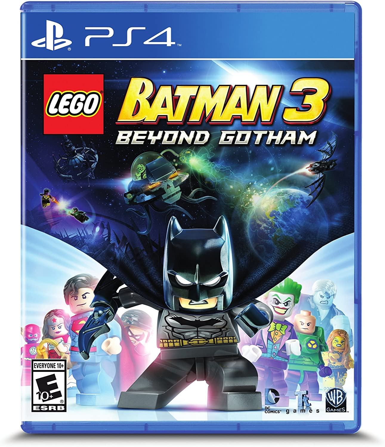 Amazon Com Lego Batman 3 Beyond Gotham Playstation 4 Whv