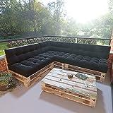 Amazonde Palettenmöbel Gartenmöbel Aus Europaletten Sitzgruppe