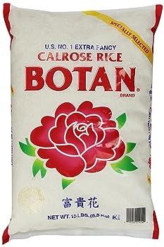 Botan Natural Sushi Rice
