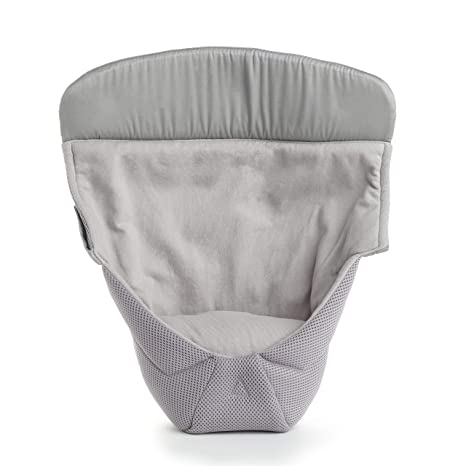 Ergobaby Colección Performance - Cojín bebé (de 3.2 a 5.5 kg), color gris