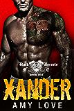 Xander (Black Hornets MC Book 1)