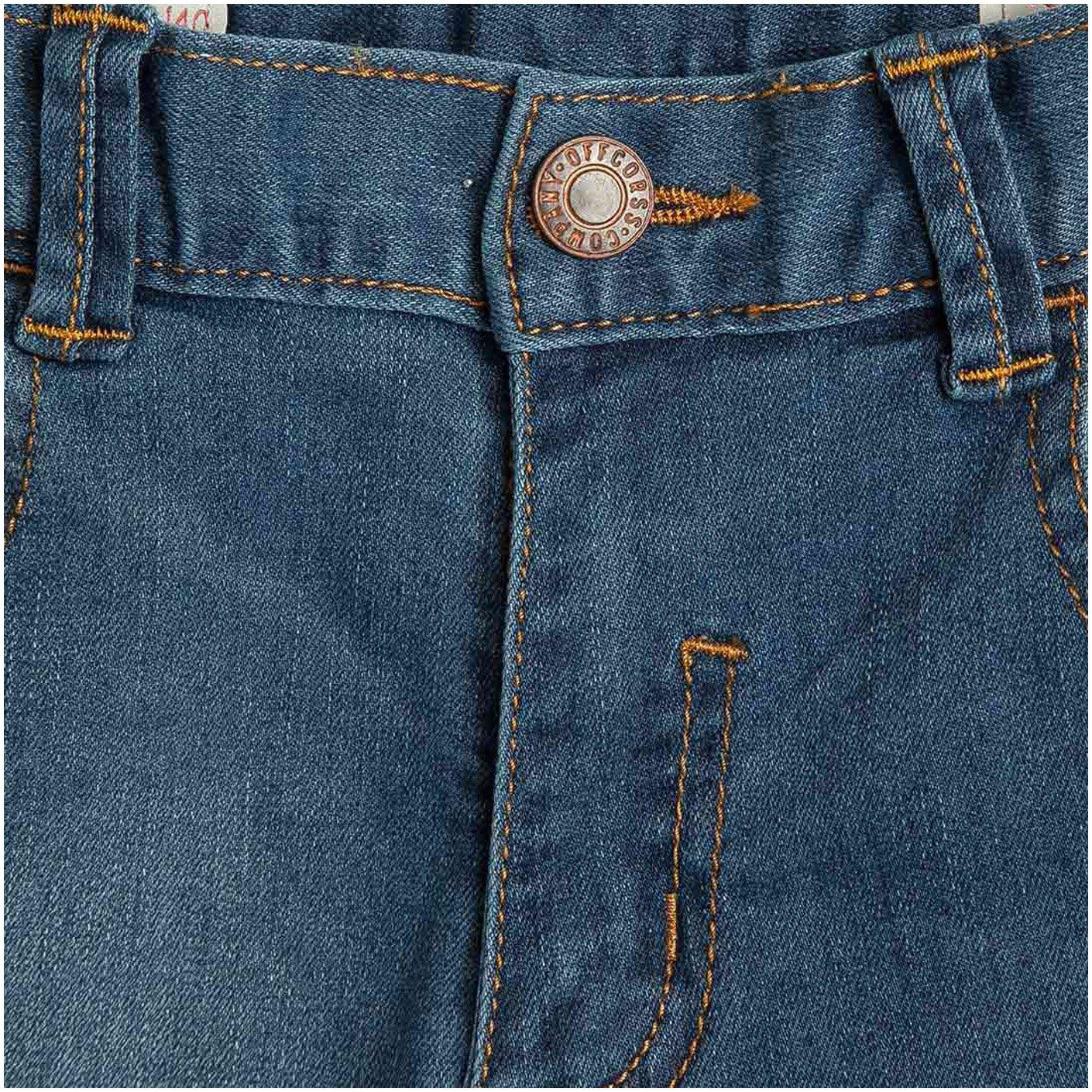 Pantalones de Ni/ño OFFCORSS Big Boys Slim Fitted Skinny Dress Pants