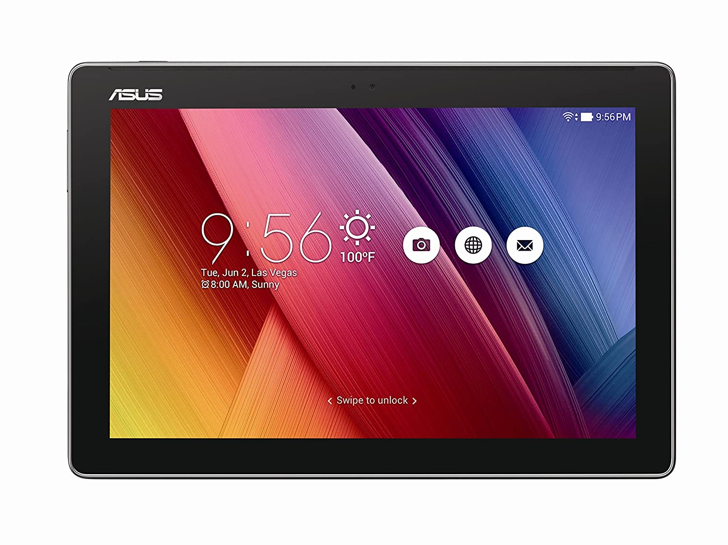 ASUS ZenPad 10: A well-balanced Gaming Tablet