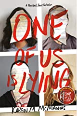 One of Us Is Lying Hardcover