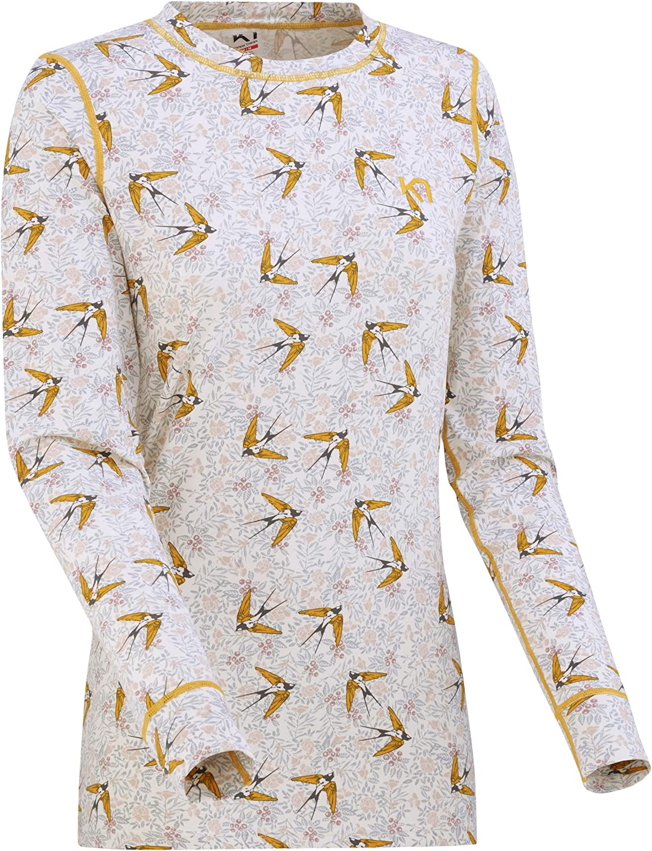 Kari Traa Women's Fryd Base Layer Top - Long Sleeve Synthetic Thermal Shirt