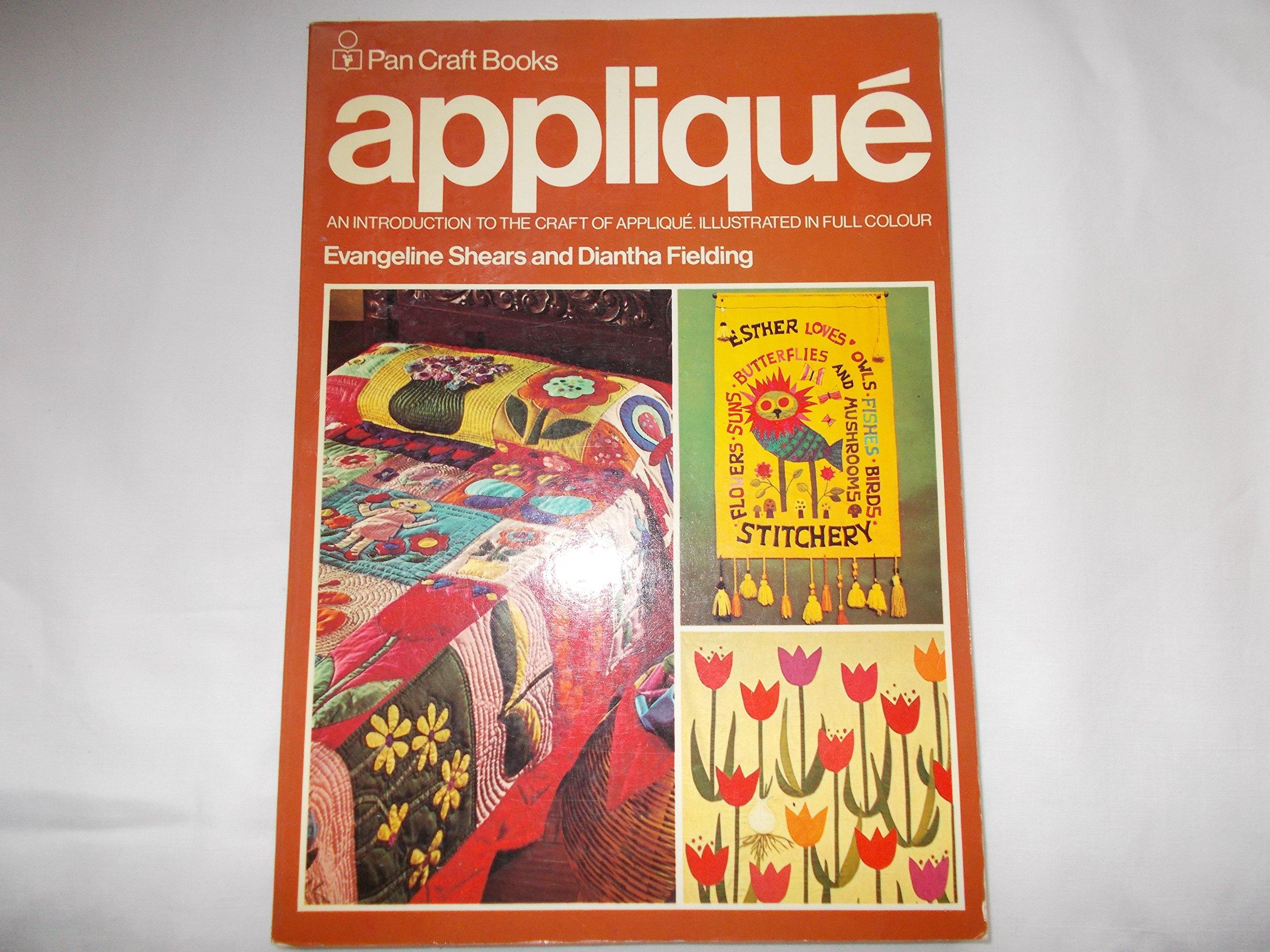Applique (Craft Bks.) (Craft Books)