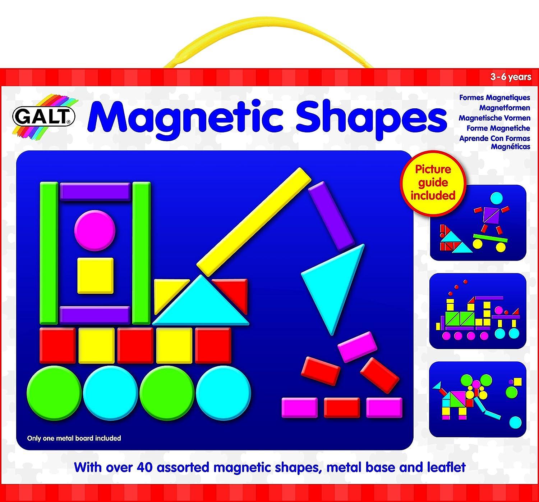 galt toys magnetic shapes toys games