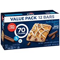 Deals on 48-Count Fiber One Brownies Coffee Cake 70 Calorie Bar