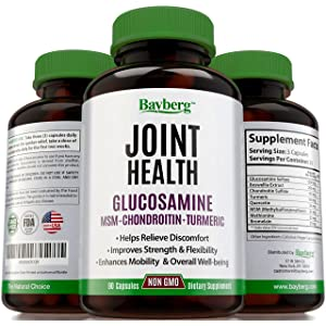 Best Glucosamine Chondroitin Supplement 2017