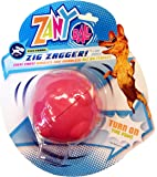 Zany Bunch Zany Ball - Wiggling, Jiggling, Electronic Dog Toy