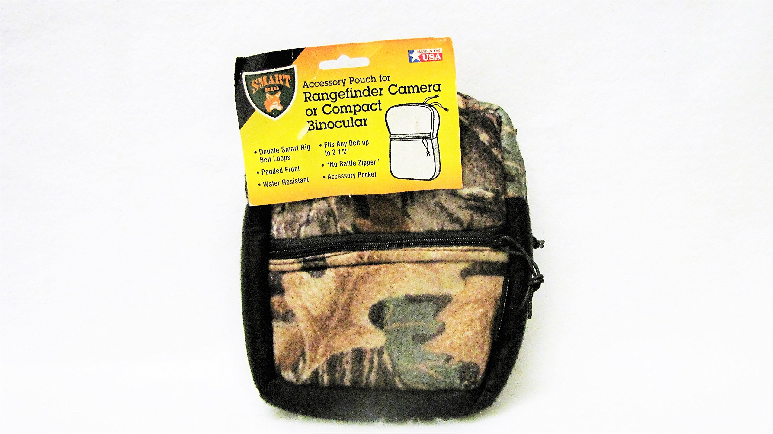 SMART RIG ACCESSORY POUCH FOR RANGEFINDER OR BINOCULARS AM147 by Allen