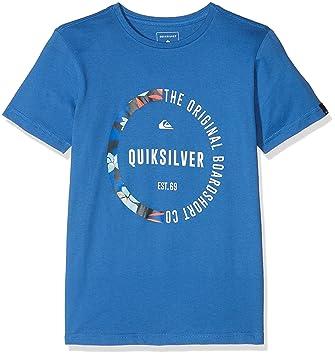 Quiksilver Classic Revenge, Camiseta para Niños: Amazon.es: Deportes y aire libre