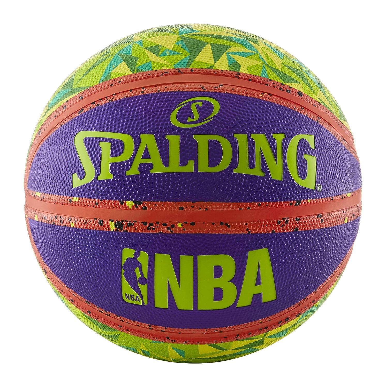 Spalding NBA Designer Collection - Balón de Baloncesto: Amazon.es ...