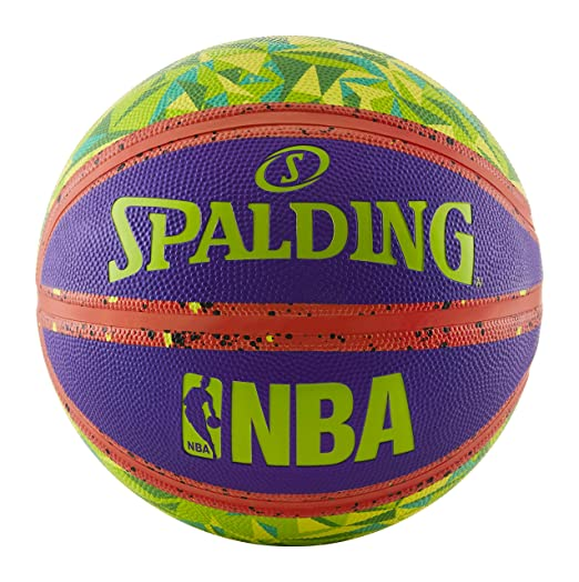 Spalding NBA Designer Collection - Balón de Baloncesto: Amazon.es ...