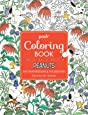 Posh Adult Coloring Book: Peanuts for Inspiration & Relaxation (Posh Coloring Books)