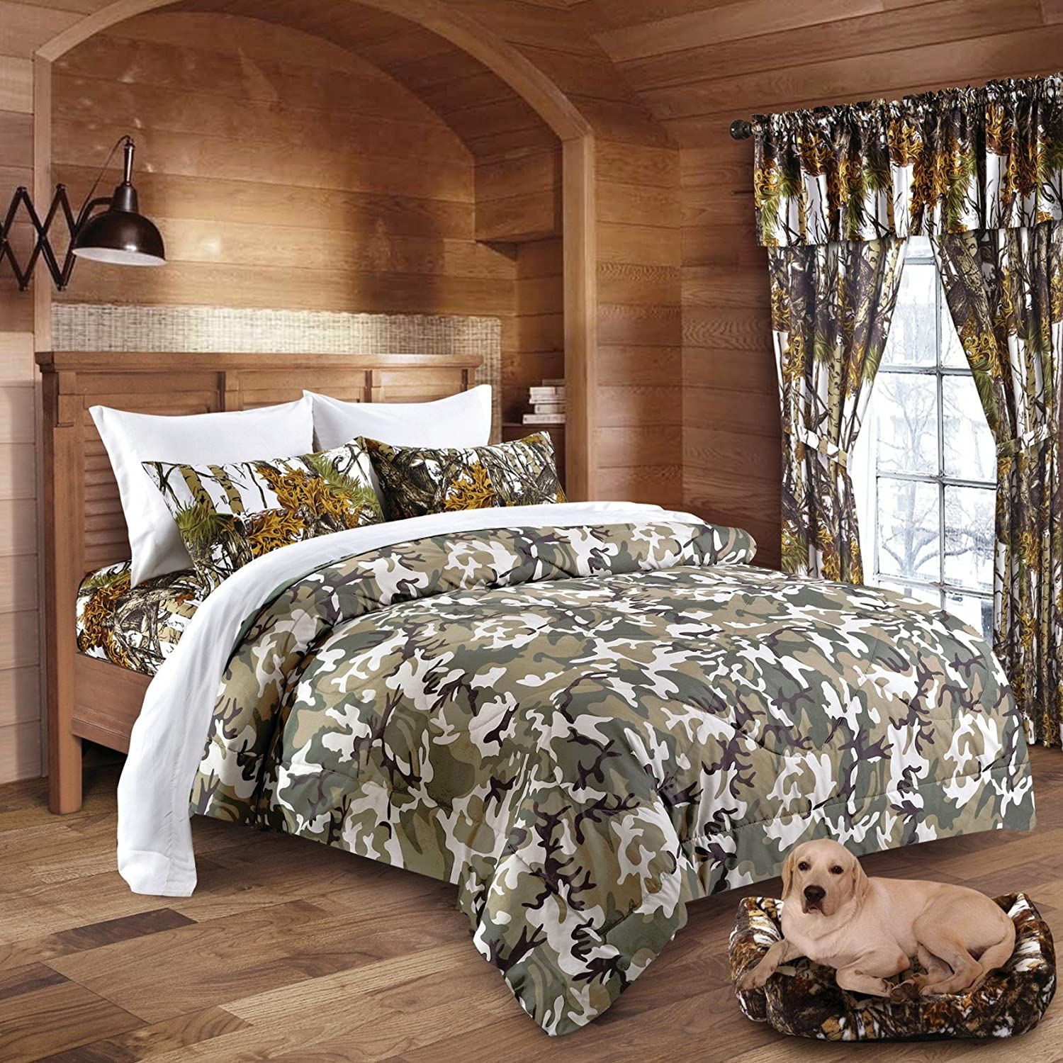 Military Camouflage Bedding Sets – Ease Bedding with Style