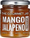 The Gourmet Jar Mango Jalapeno Preserve, 240g