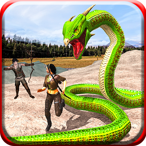 (Snake Anaconda Simulator 3D Games: The Wild)