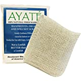 Ayate 100% Natural Fiber Washcloth