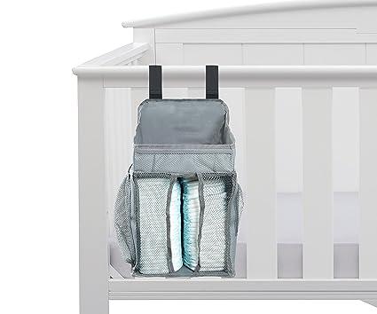 Bebé Nursery Organizador w/bolsillos grandes – Amplio Espacio de almacenamiento para pañales y toallitas