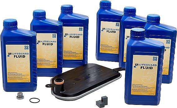 Zf 1060 298 069 Ölfilter Blau Weiß Large Auto
