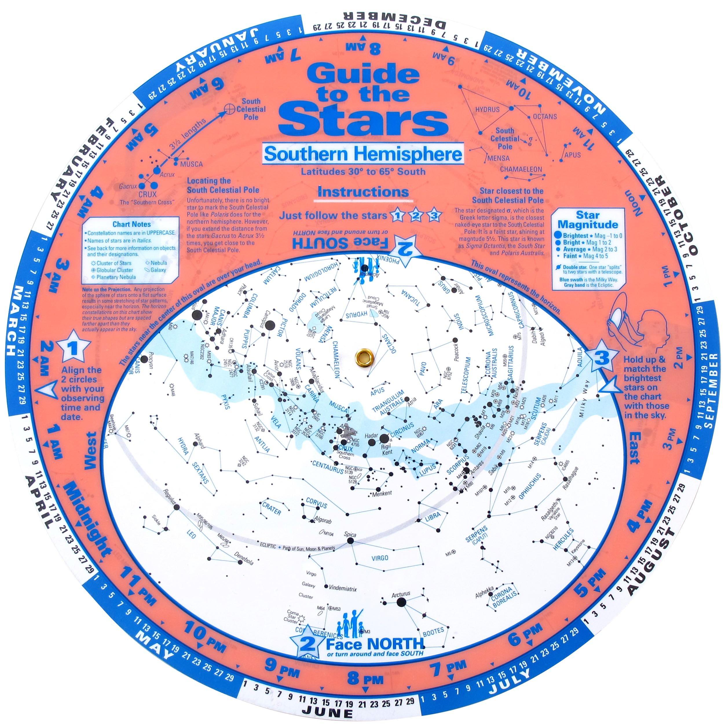Southern Hemisphere Guide to the Stars: Ken Graun
