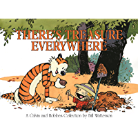 There's Treasure Everywhere (Calvin and Hobbes Book 15)