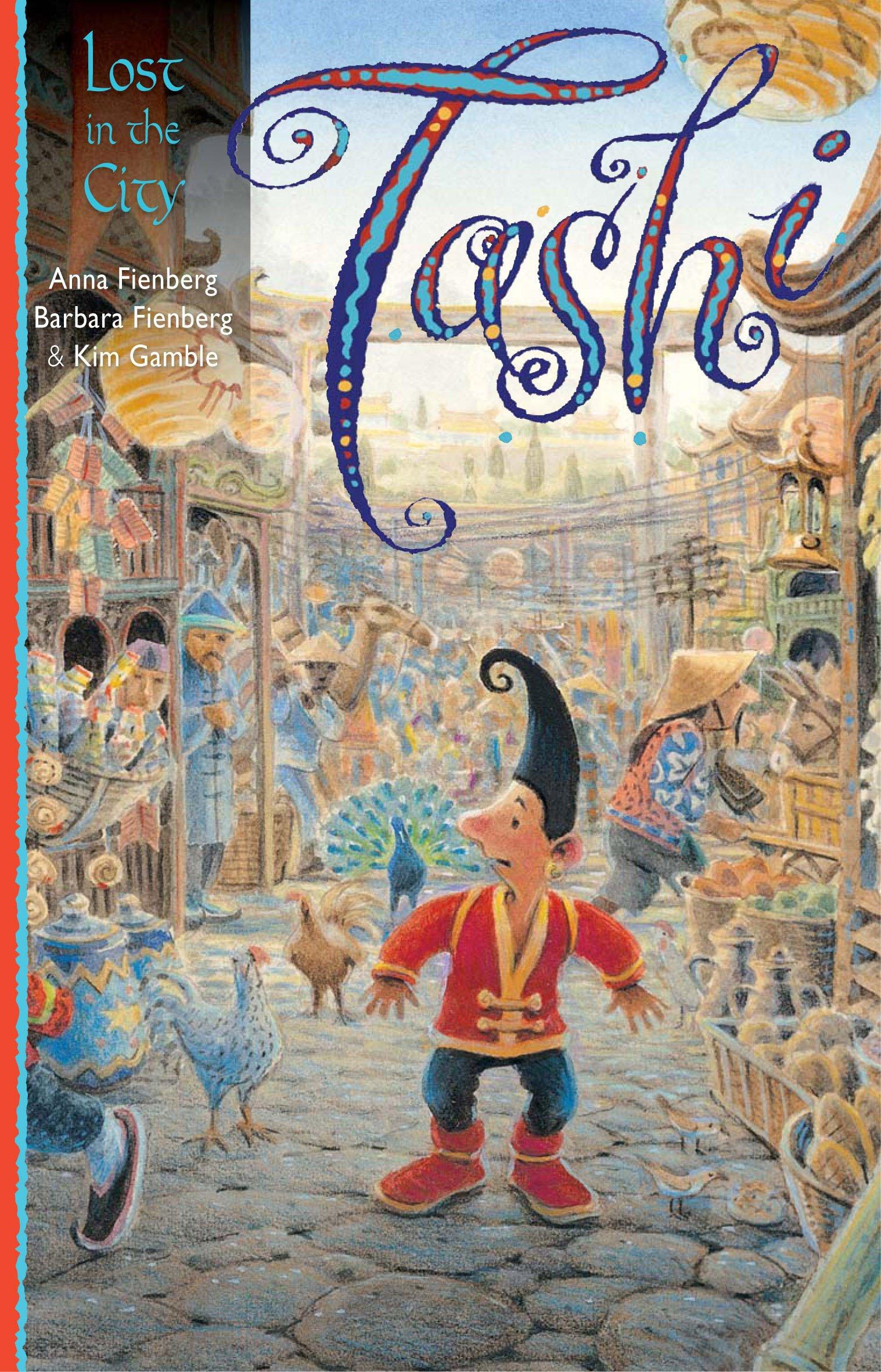 Tashi Lost in the City (Tashi series) (Bk. 11) ebook