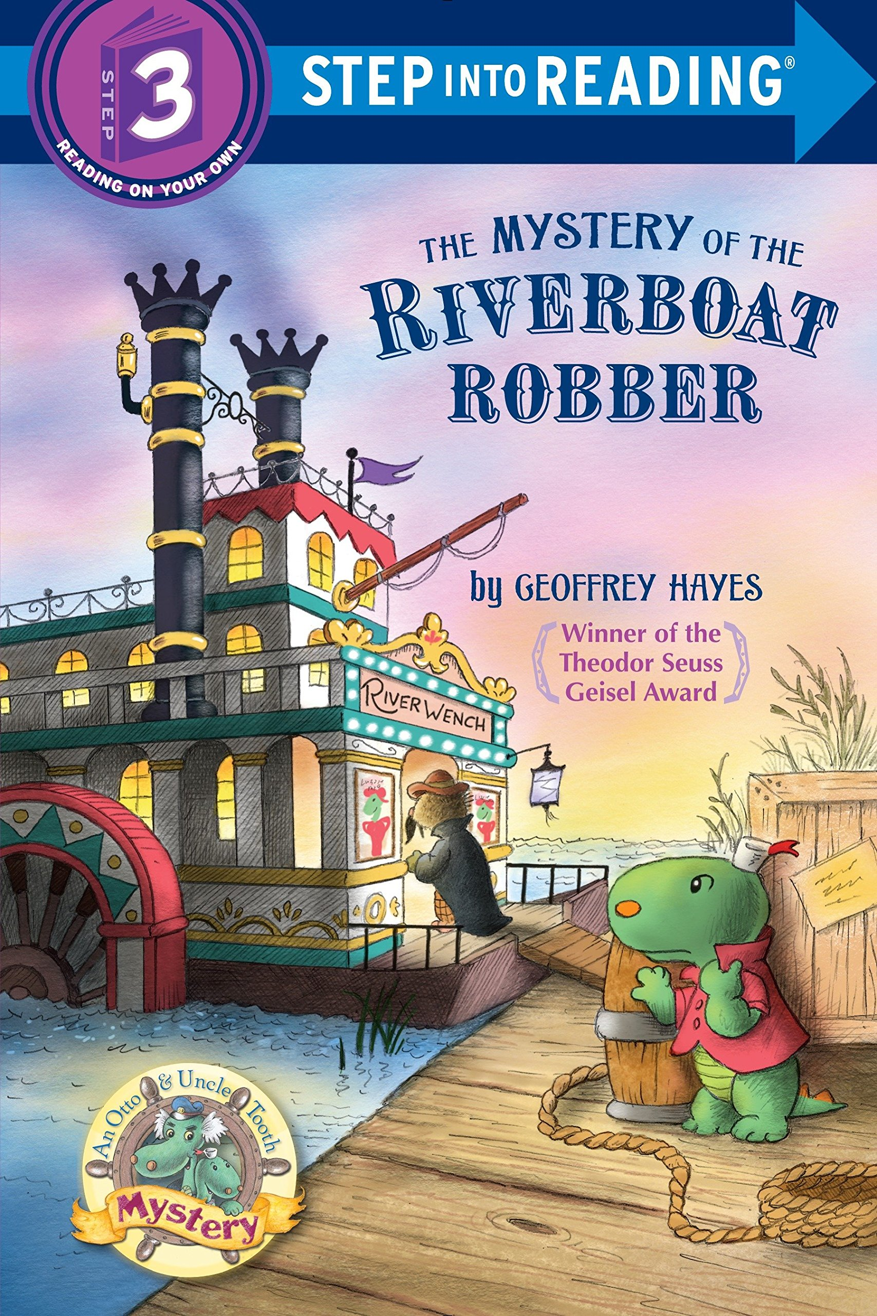 The Mystery Of The Riverboat Robber  Step Into Reading