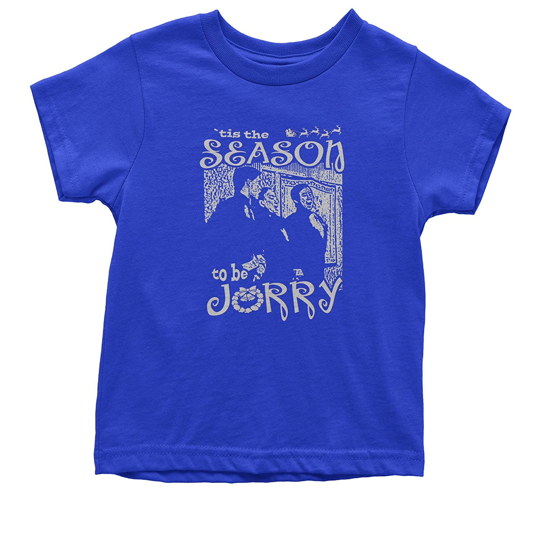 FerociTees A Christmas Story Tis The Season to be Jorry Youth T-Shirt