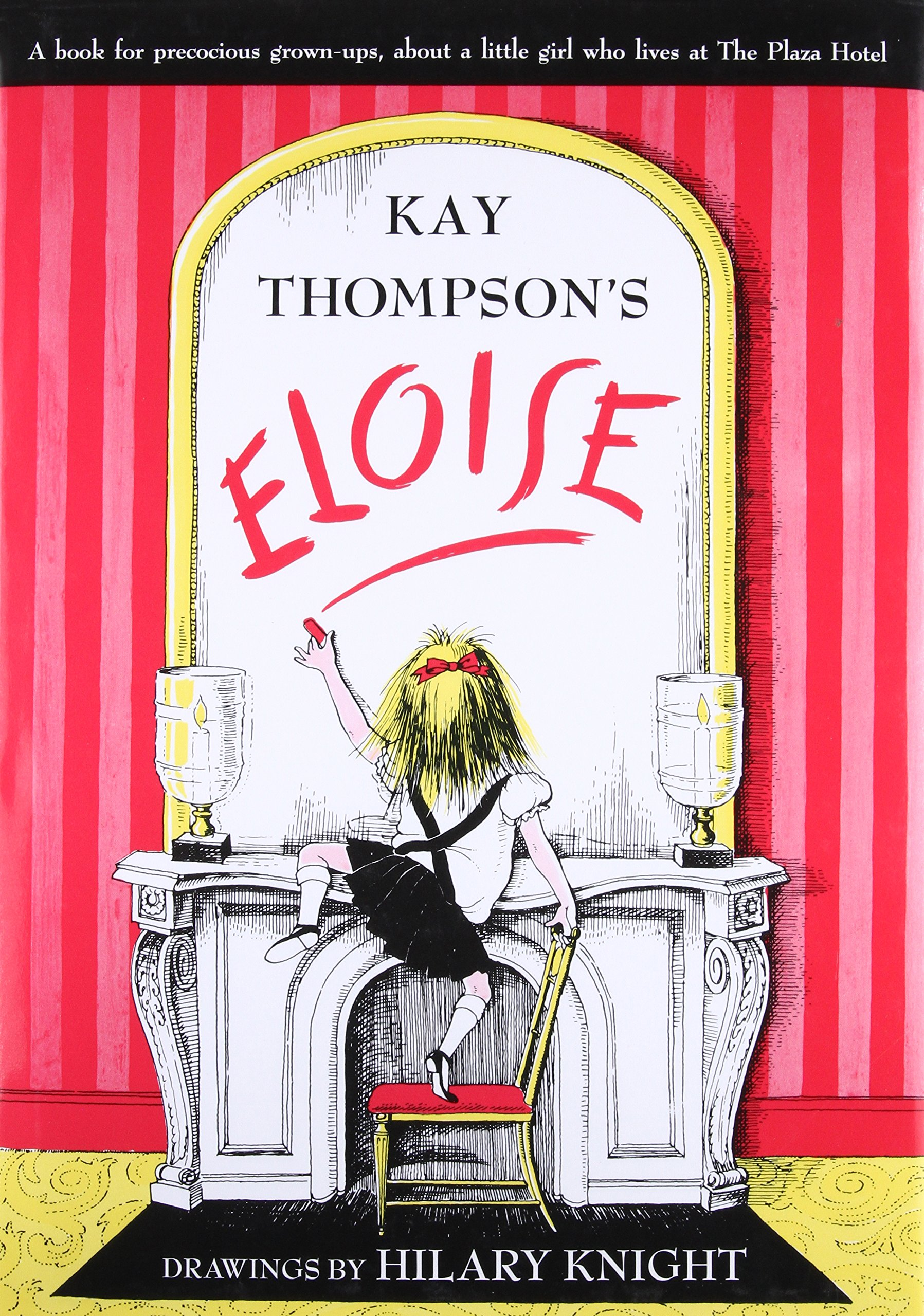 Eloise: A Book for Precocious Grown Ups by YOTTOY (Image #1)