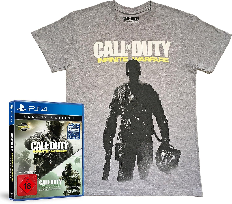 Call Of Duty: Infinite Warfare - Legacy Edition Inkl. T-Shirt ...