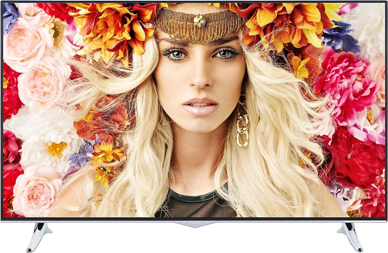 Telefunken Televisor L55U300I4CW de 140 cm (55 pulgadas) (Ultra HD, sintonizador triple, Smart TV)
