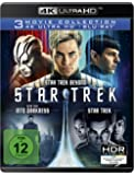 Star Trek - 3-Movie Collection  (4K Ultra HD) (3 Blu-ray 4K) (+ 3 Blu-ray 2D)
