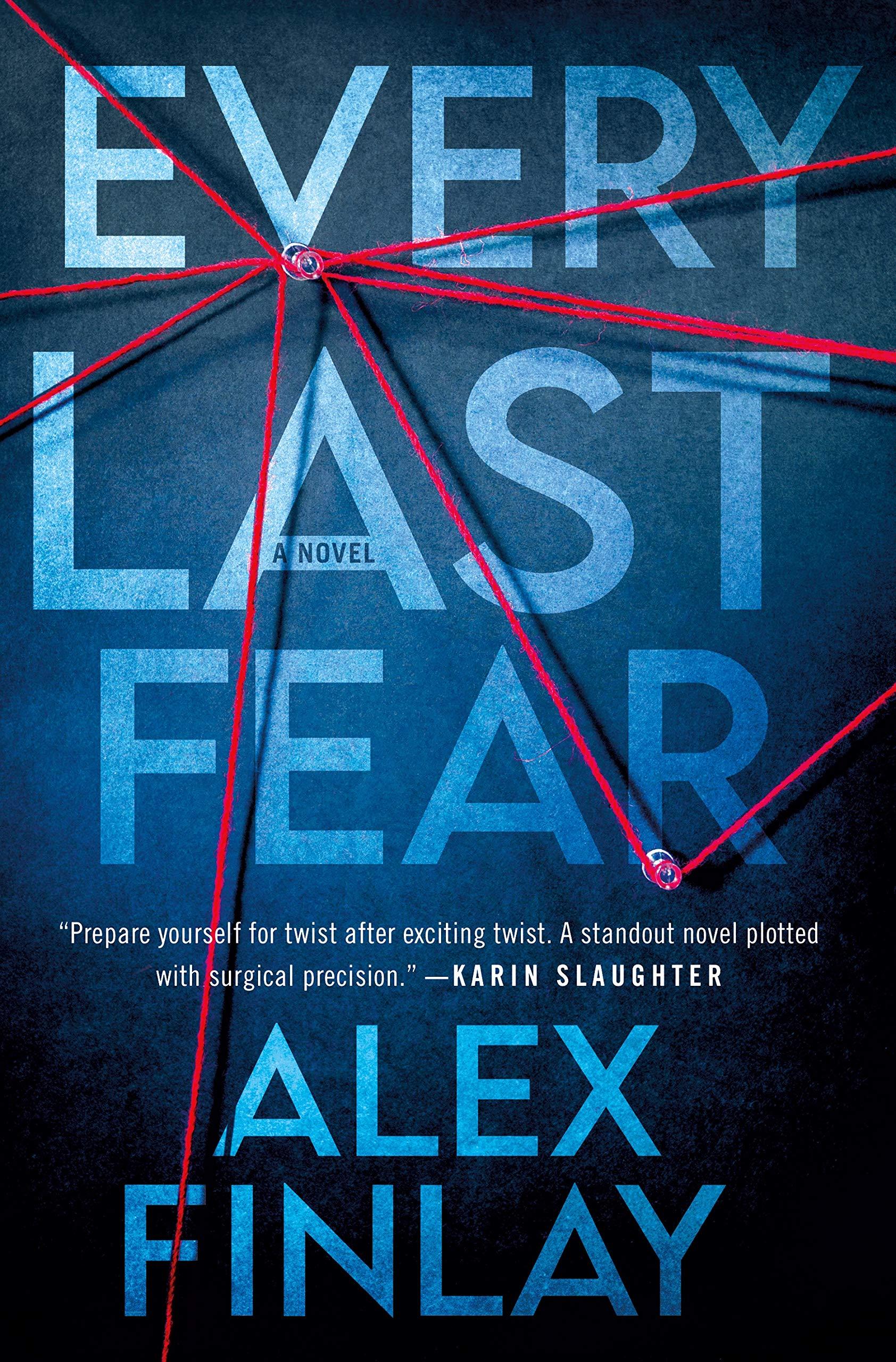 Every Last Fear: Amazon.co.uk: Finlay, Alex: 9781250268822: Books