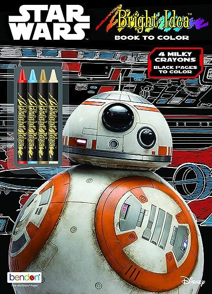 Disney Star Wars Coloring and Activity Pad Bendon