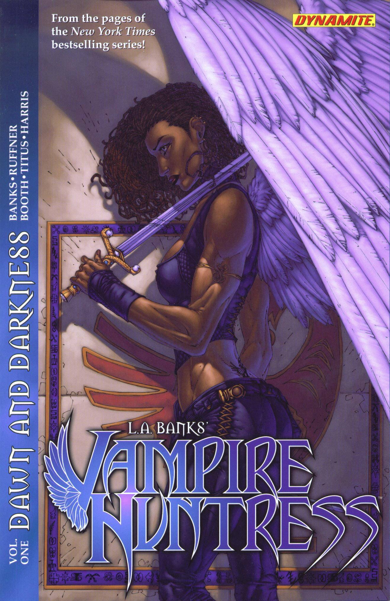 Download LA Banks' Vampire Huntress: Dawn and Darkness PDF